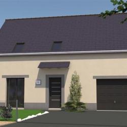Maison  5 pièces + Terrain  888 m² Lalleu