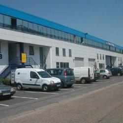 Location Entrepôt Le Thillay 475 m²
