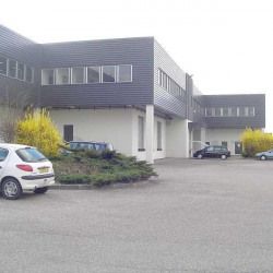 Location Entrepôt Saint-Laurent-de-Mure 2434 m²