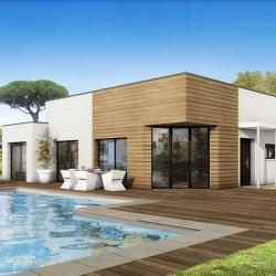 Maison  4 pièces + Terrain  496 m² Biscarrosse