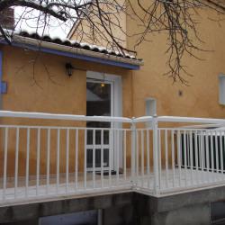 Maison de village avec terrasse et jardin à louer