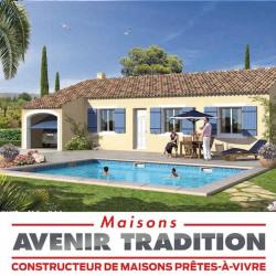 Maison  4 pièces + Terrain   m² Saint-Geniès-de-Comolas