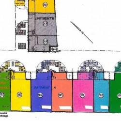 Location Local d'activités Gennevilliers 1264 m²