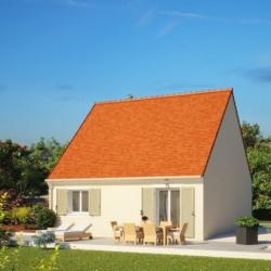 Maison   pièces + Terrain  645 m² Joué-Lès-Tours