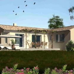 Maison  4 pièces + Terrain  601 m² Saint-Siffret