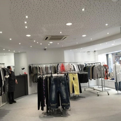 Cession de bail Local commercial Metz 90 m²