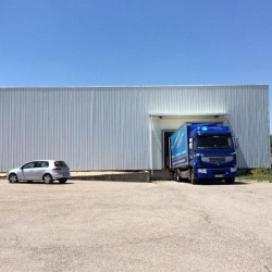 Location Entrepôt Nîmes 1000 m²