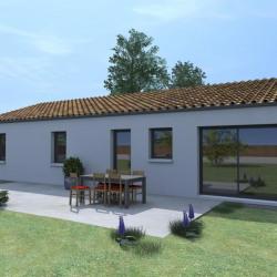Maison  4 pièces + Terrain  351 m² Abeilhan