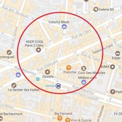 Vente Local commercial Paris 2ème 160 m²