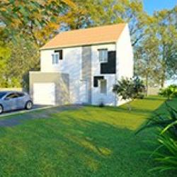 Maison  5 pièces + Terrain  200 m² Montmagny