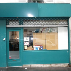 Location Local commercial Paris 18ème 29 m²