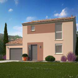 Maison  4 pièces + Terrain  900 m² Le Pont-de-Beauvoisin