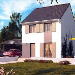 Maison  5 pièces + Terrain  711 m² Saint-Nicolas-de-Redon