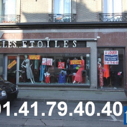 Location Local commercial Alfortville 46 m²