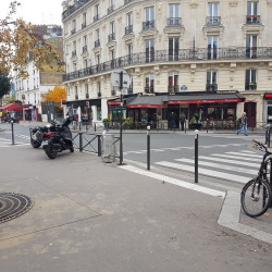 Location Local commercial Paris 12ème 46 m²