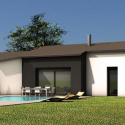 Maison  4 pièces + Terrain  1076 m² Villefranche-de-Rouergue