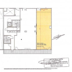 Location Bureau Chantepie 95 m²