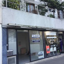 Location Local commercial Paris 20ème 16 m²