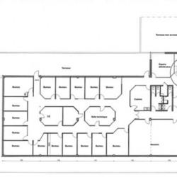 Vente Bureau Lyon 8ème 587 m²