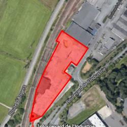 Location Terrain Écouflant 10000 m²