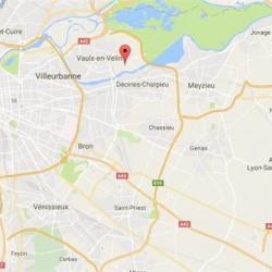 Location Local d'activités Vaulx-en-Velin 2835 m²