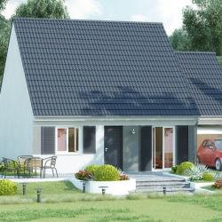 Maison  3 pièces + Terrain  198 m² Corbeil-Essonnes