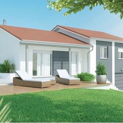 Maison  4 pièces + Terrain  1049 m² Issoire