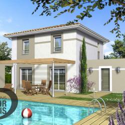 Maison  4 pièces + Terrain  230 m² Lucenay