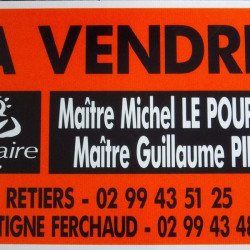 Vente Terrain Martigné-Ferchaud 2570 m²