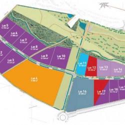 Vente Terrain Louvres 361632 m²
