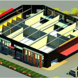 Vente Local d'activités Mudaison 480 m²