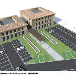 Vente Bureau Ollioules 1455 m²