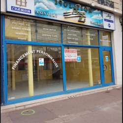 Location Local commercial Clichy 66 m²