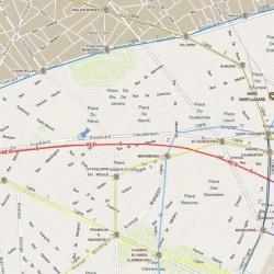 Location Bureau Paris 8ème 2521 m²