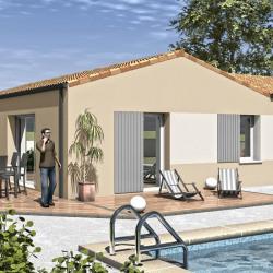 Maison  1 pièces + Terrain   m² Échiré