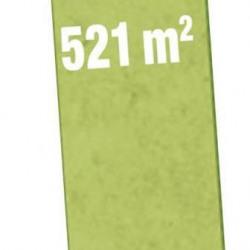 Vente Terrain Granville 521 m²