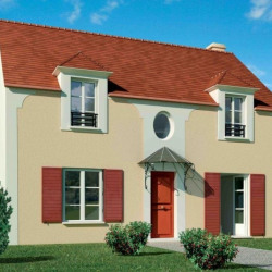 Maison  6 pièces + Terrain  400 m² Puiseux-en-France