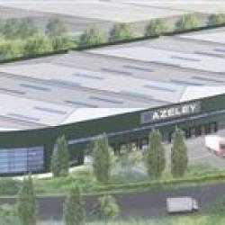 Location Entrepôt Marly-la-Ville 5188 m²