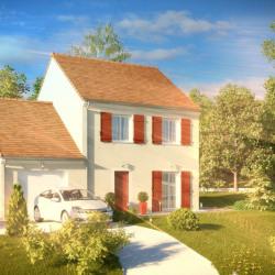 Maison  5 pièces + Terrain   m² Tremblay-en-France