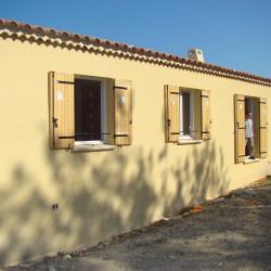 Maison  4 pièces + Terrain   m² Monteux