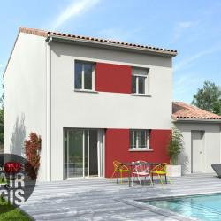 Maison  4 pièces + Terrain  366 m² Sommières