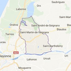 Location Local commercial Saint-Martin-de-Seignanx 100 m²