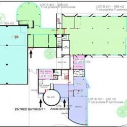 Location Local d'activités Courcouronnes 1560 m²