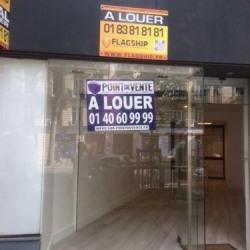 Location Local commercial Paris 11ème 58 m²