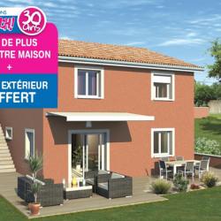 Maison  4 pièces + Terrain  760 m² Jullié
