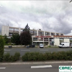Location Bureau Clermont-Ferrand 60 m²