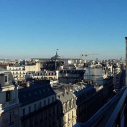 Location Bureau Paris 8ème 390 m²