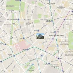 Vente Bureau Paris 6ème 1076 m²