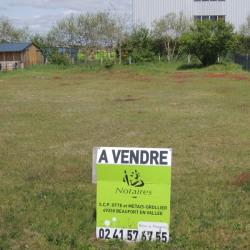 Vente Terrain Beaufort-en-Vallée (49250)