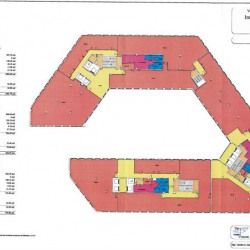 Location Bureau Courbevoie 4440 m²